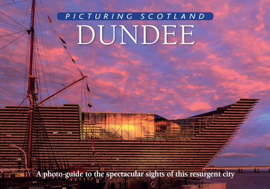 Jacket of Picturing Scotland: Dundee