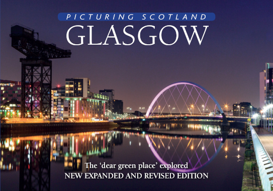 Jacket of Picturing Scotland: Glasgow