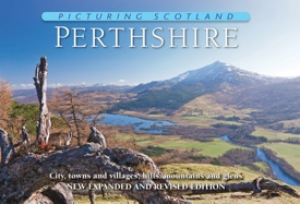 Jacket of Picturing Scotland: Perthshire (2nd edition, Expanded and Revised)