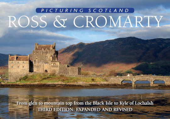 Jacket of Picturing Scotland: Ross & Cromarty